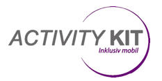 Logo Activity KIT - Inklusiv mobil