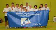 mixed faustball sieger kiel